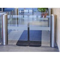 Buy cheap EU standard workshop treatment swing gate product