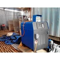 Buy cheap IGBT Low Frequency Induction Heating Machine 35kva For Post-Weld Heat Treatment from wholesalers
