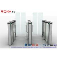 Buy cheap Durable Speed Gate Turnstile Pedestrian Management Automated Systems Long Lifespan product