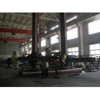 Buy cheap LH-5050 Motorized Rotation Automatic Welding Equipment With Electric Travelling Cart from wholesalers