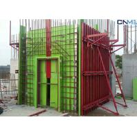 Buy cheap Adjustable Wall Steel Formwork System Panel Strut , Flexible Concrete Formwork Secure from wholesalers