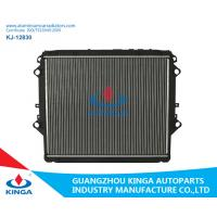Buy cheap 16400-0L431 Brazing Cooling System Aluminium Car Radiators Water - Cooled product