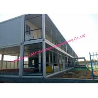 Buy cheap Economic Light Weight Prefabricated Steel Structure Pre-Engineered Building Prefab House from wholesalers