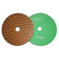 Buy cheap 3 mm Thick Resin Diamond Ceramic Grinding Disc / Granite Grinding Wheel from wholesalers