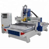 Buy cheap Nameplate Engraving Automatic Woodworking CNC Machine Professional Sunfar Inverter from wholesalers