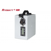 Buy cheap Overcharge Protection 13S2P 5Ah 48v 18650 Battery from wholesalers