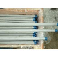 Buy cheap Ferritic Seamless Stainless Steel Tube SA268 TP410 Standard 24 M Length from wholesalers