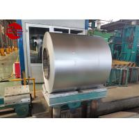 Buy cheap Zinc Coated Galvanized Steel Roll Iron And Steel 600mm-1250mm Width from wholesalers