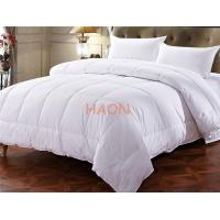 Buy cheap Cotton Hotel Duvet Feather Fiber Filling Quilt with Non-woven Bags from wholesalers