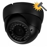 Buy cheap 5.5'' 9-22mm Zoom Lens Dome 50M IR IP Network CCTV Camera With 35pcs LED from wholesalers