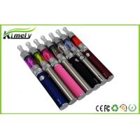 Buy cheap 1100MAH Evod E-Cigarette Starter Kits , Gemini /T5 Clearomizer from wholesalers