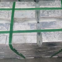Buy cheap zinc ingot for battery industry from wholesalers