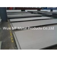 Buy cheap TISCO Mill No.1 Surface AISI 430/304 Stainless Steel Sheet For Chemical Container Industry from wholesalers
