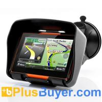 Buy cheap Rage - All Terrain Motorcycle GPS Navigation System (4.3 Inch Touchscreen, Waterproof, 4GB, Bluetooth) from wholesalers