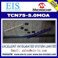 Buy cheap TCN75-5.0MOA - MICROCHIP - 2-Wire Serial Temperature Sensor and Thermal Monitor product
