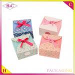 Buy cheap Matt lamination handmade square paper gift candy box from wholesalers