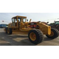 Buy cheap Used Motor grader CAT 140H with ripper for sale, Shanghai, China from wholesalers