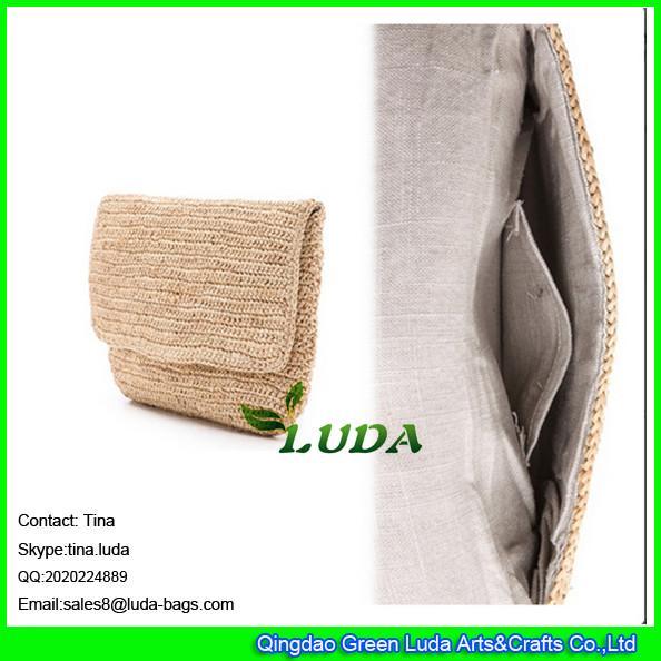 ... crochet net beach bag natural lady raffia straw shoulder bag for sale