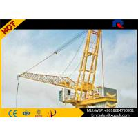 Buy cheap 50m Light Duty Travelling Tower Crane Boom Length Tip Load 2 Tons from wholesalers