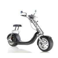 Buy cheap Harley Electric 2 Wheel Scooter / Motorized Two Wheel Scooter With Double Seat from wholesalers