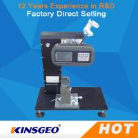 Buy cheap Charpy Izod Imapct Rubber Testing Machine / Melt Flow Index Units ISO179-2000 from wholesalers
