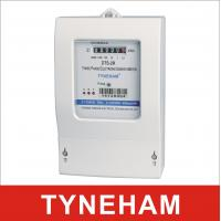 Buy cheap Plastic 3 Phase Electronic Energy Meter , High Accuracy 3 Phase Power Meter KWH product