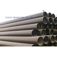 China Round Galvanized Carbon Steel Seamless Pipe ASTM A106 , Thin Wall 1mm - 15mm on sale