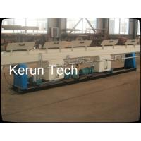 Buy cheap HDPE Double Wall Corrugated Pipe Machine , Pp Pipe Production Line from wholesalers
