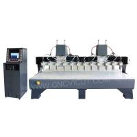 Buy cheap Multi-head Wood Carving CNC Router from wholesalers
