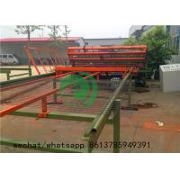 Buy cheap PLC Automatic Fencing Wire Making Machine , Wire Mesh Fencing Machine from wholesalers