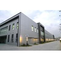 Soundproof Light Grey Fiber Cement Wall Board House Siding Insulation High Strength