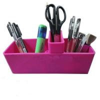 Buy cheap eco-friendly promotional silicone brush container pen holder waterproof from wholesalers