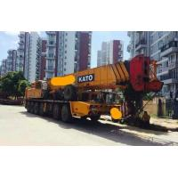 Buy cheap Japan 120ton kato mobile cranes for sale from wholesalers