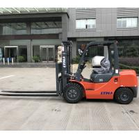 Buy cheap 3.5 Ton Counterbalance Forklift Truck , 4780kg  Solid Tires Power Lift Forklift from wholesalers
