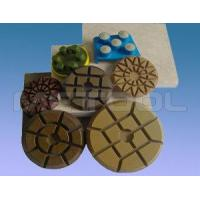 Buy cheap Resin Bonded Dry Pads for Polishing Concrete Floor -- from wholesalers