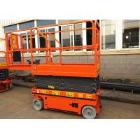 Buy cheap 5.8m Self Propelled Aerial Work Platform Industrial For Factory Construction product