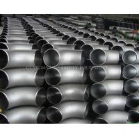 Buy cheap Seamless Carbon Steel and Stainless Steel 304L Sch10 90 Elbow product