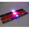 Buy cheap slap led wrist band, led snap bracelet from wholesalers