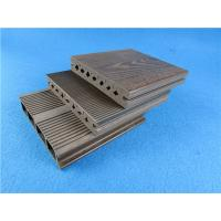 Buy cheap Composite Wood Decking Composite Deck Boards Galling Embossing from wholesalers