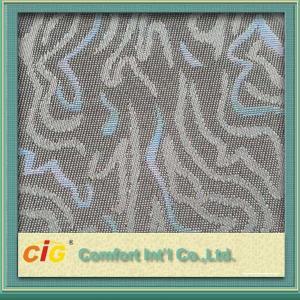 Buy cheap Fashion Auto Bonding Modern Upholstery Fabric Textile Pretty Shuttle Jacquard product
