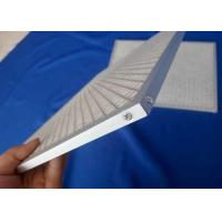 Buy cheap Central Air Condiitioning Ventilation Furnace Filter Metal Frame By Square Shape Mesh from wholesalers