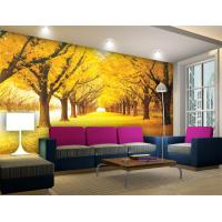 Buy cheap 3d wall paper size & price from wholesalers