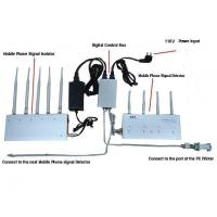 Buy cheap EST-909 Cell Phone Signal Detector with Jammer , High Sensitivity from wholesalers