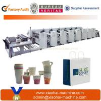 Buy cheap Paper Cup Flexo Printing Machine from wholesalers