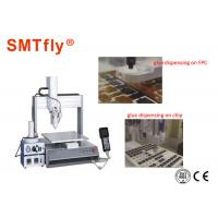 Buy cheap Multi - Axis SMT Glue Dispenser Machine Robotic Adhesive Dispensing Systems SMTfly-7000 from wholesalers