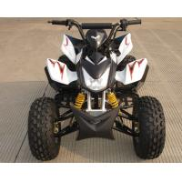 Buy cheap Mid Size Four Wheel ATV 110cc Fully Automatic With Reverse Front Double Drum Brake from wholesalers