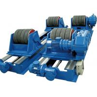 Buy cheap Blue Bolt - Adjusted Conventional Welding Rotator For Storage Tank 5 T from wholesalers
