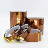 Buy cheap Kapton Polyimide Tape for PCB High Temperature Masking from wholesalers