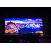 Buy cheap 1200 Nits Brightness Led Video Wall Screen HD Pixel Pitch 2.6mm For Stage Events from wholesalers