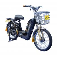 Buy cheap Chile Popular Simple 48V12A GEL Battery 450W Loading Adult Electric Bike product